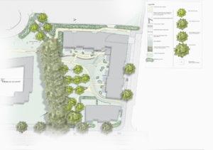 Réaménagement d'un immeuble voisin à la Ferme du Douaire à Ottignies | Geneviève Errembault